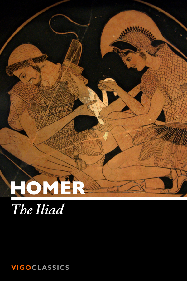 homer iliad world view Iliad of homer, translated by lattimore - it seems funny to use the book itself as a help to read the book it's because lattimore's introduction, while fairly boring, gives invaluable help to read the book.